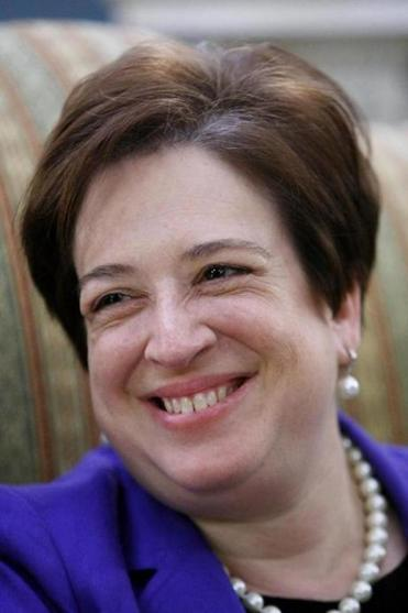 "JUSTICE KAGAN'S VIEW: ""It's clear what's going on here is that they're splitting monopoly profits."""