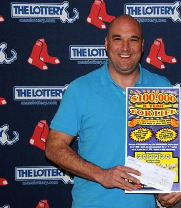 Paul Manganelli won $1 million from a scratch ticket. Now he is on paid leave.