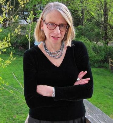 Roz Chast will speak at Sanders Theater on Friday evening.
