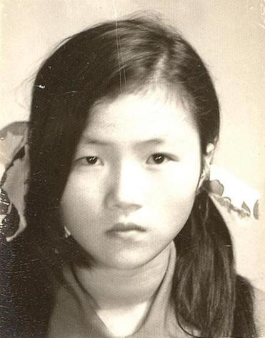 Mi Sun Donahue as seen on her passport photo when she came to the US.