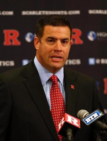 Tim Pernetti helped lead Rutgers into the Big Ten conference before losing his job.