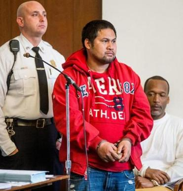 Sok Sam of Revere was arraigned in Boston Municipal Court Thursday on breaking-and-entering charges.