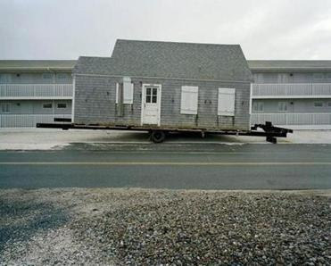"Brian Kaplan's ""248 Shore Road"" is an example of him presenting people's artifacts in unexpected places."