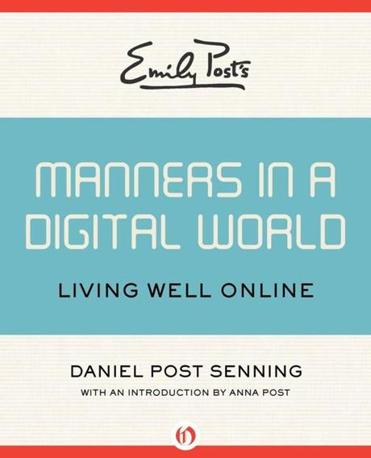 21find - The cover of Manners in a Digital World. (Handout)