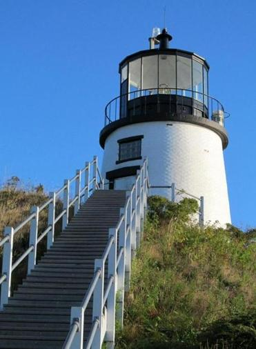 Owls Head Light Station's keeper's house is now open.