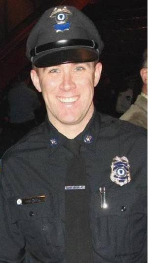 MBTA Transit Police officer Richard H. Donahue Jr.