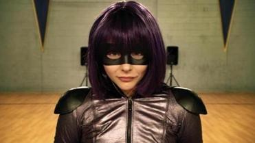 "Chloë Grace Moretz in ""Kick-Ass 2."""