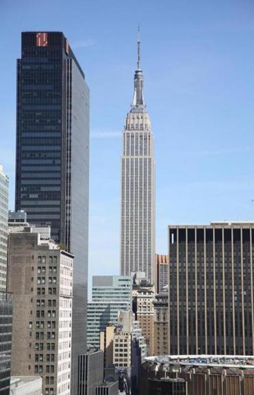 The plan offers the public shares in holdings in Manhattan and Connecticut, including the Empire State Building.