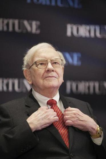 Warren Buffett said bond prices are artificially high because of Fed buying.