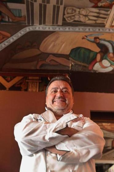 Owner Donato Frattaroli of Lucia's Ristorante & Bar in Winchester emigrated from Sulmona, Italy,  at age 14.