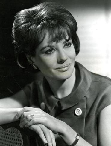 Barbara Walters in 1968.