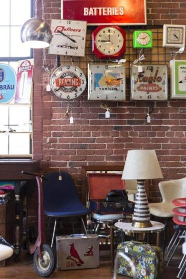 33 Spots To For Antiques