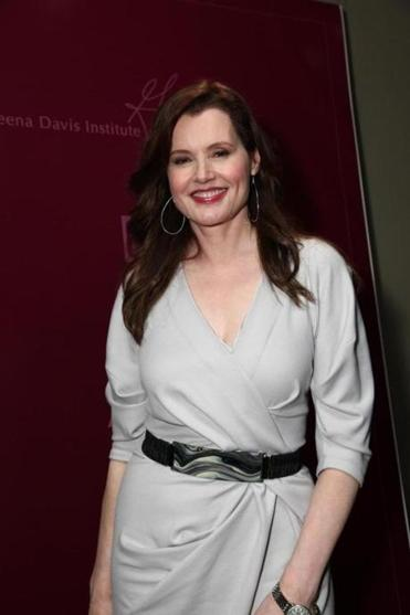"""I noticed that movie after movie rated G or PG had one important female character, at most,"" says Geena Davis on what led her to found the Geena Davis Institute on Gender in Media."