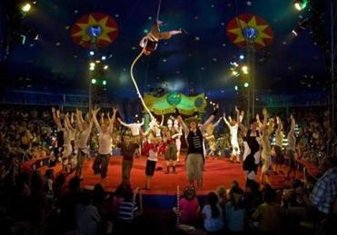 Circus Smirkus, a troupe made entirely of kids and teenagers, will appear at Gore Place in Waltham.