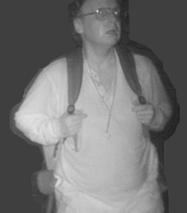 Christopher Knight is shown in this 2012 surveillance photo.