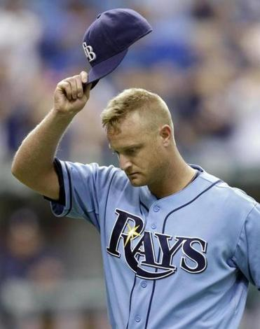 Rays starter Alex Cobb had to leave in the ninth, but picked up another impressive win over the Yankees.