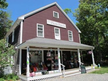 Plum Porch gift shop in Marstons Mills