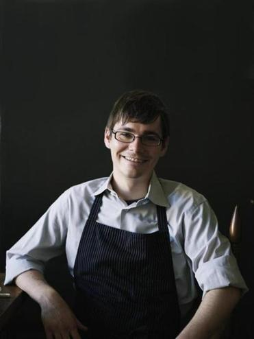 Spinasse owner-chef Jason Stratton.