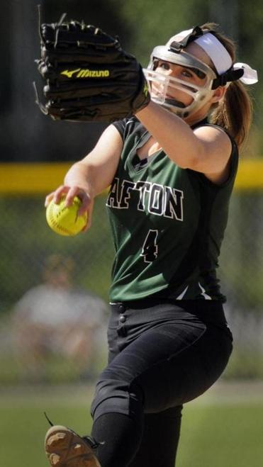 Kendal Roy allowed only four hits to earn wins in back-to-back title games for Grafton.