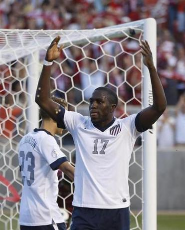 Jozy Altidore gave the US all the offense it needed with a goal in the 73d minute.