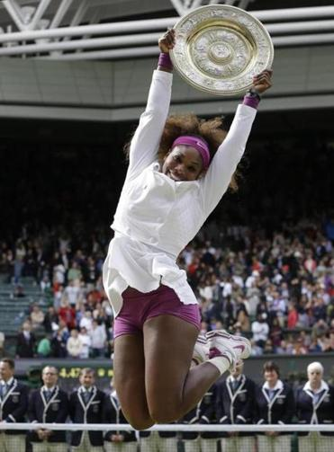 Serena Williams has had her plate full in the last year, and is the oldest player to be ranked No. 1 in WTA history.