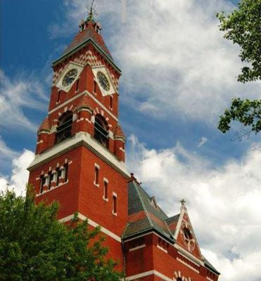 A property tax override will pay for repairs to the clock tower of Abbot Hall, which is also Marblehead's town hall.