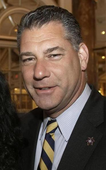 Middlesex County Sheriff Peter J. Koutoujian.