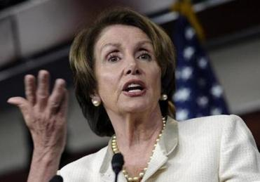 "Republicans should pass the Senate version of the bill, with the pathway to citizenship, ""if they ever want to win a presidential race,"" said House Minority Leader Nancy Pelosi."
