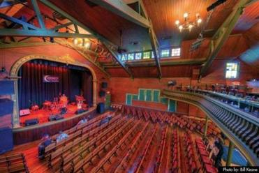 Chick Corea is on the playlist this month for Infinity Music Hall (pictured) and Bistro in Norfolk, Conn.