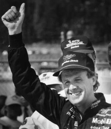 "Rusty Wallace said it feels ""damn good'' to be listed as the first winner of a Cup race at NHMS."