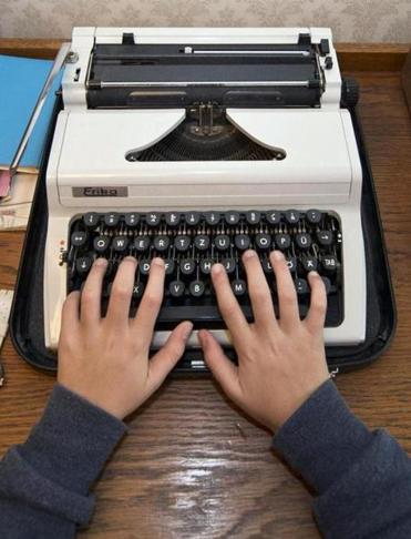 Russia is plunking down $750 each for typewriters to prevent online leaks of key documents.