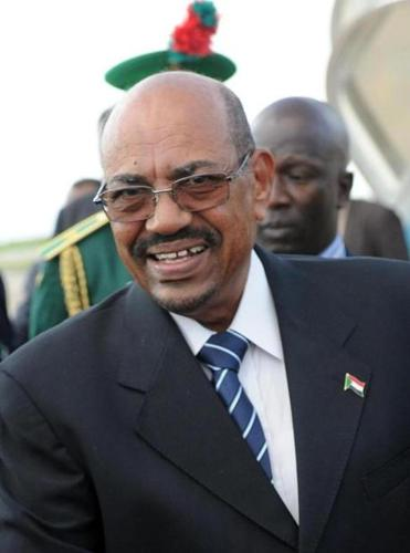 Omar al-Bashir, president of Sudan, faces genocide charge.