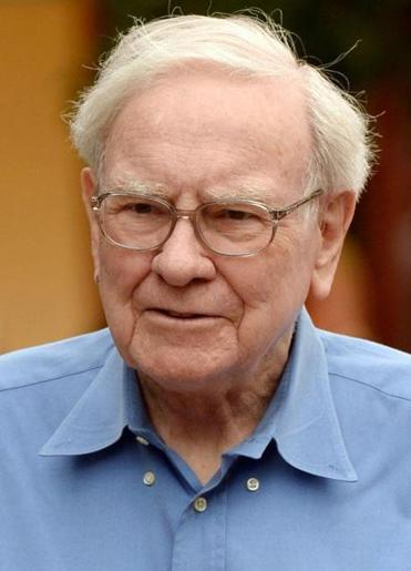 The wealth of Warren Buffett's family is tied to the Berkshire Hathaway conglomerate he runs.
