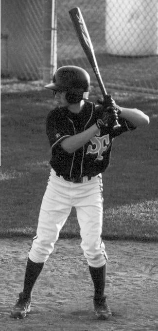 Nava playing with St. Francis High School in an  undated photo.