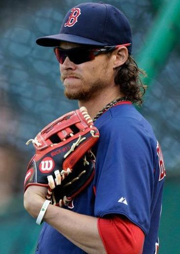 Clay Buchholz is 9-0 with a 1.71 earned run average.
