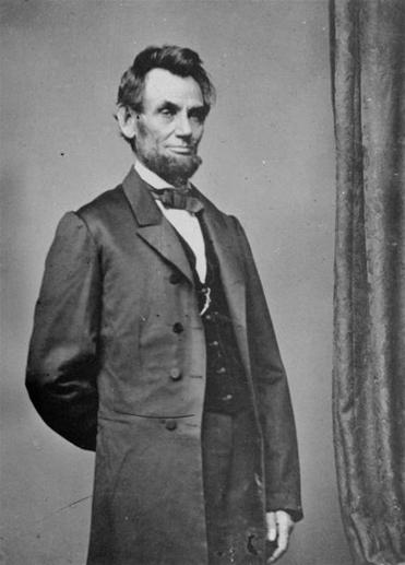 In 1862, President Lincoln unveiled the preliminary Emancipation Proclamation.