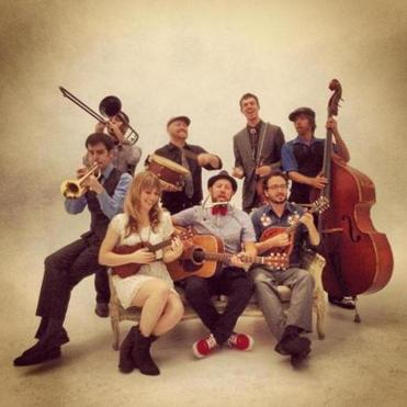 Dustbowl Revivals Freewheeling Mix Of Styles Sounds Right At Home