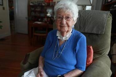 Ann Gillis paid a $7,100 rehabilitation bill after a stay at Milton Hospital, where she wasn't considered an inpatient.