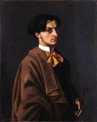 Portrait of Monsieur Nodler, the Younger, 1865.