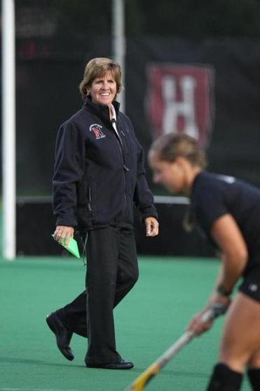 Murtagh thinks it is still important that female athletes have female coaches as role models.