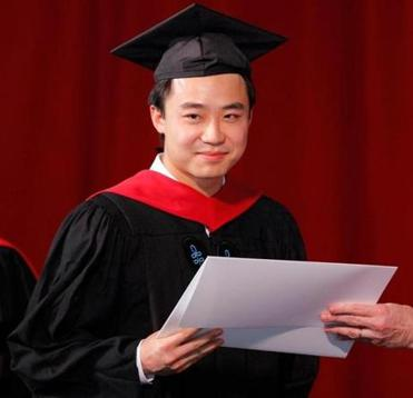 Bo Guagua, son of Bo Xilai, received a master's degree from Harvard's Kennedy School of Government in 2012.
