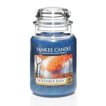 Yankee Candle operates more than 560 stores.