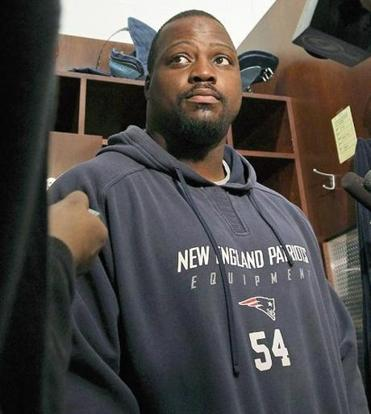 Brian Waters, who signed with the Patriots for two years in 2011 after playing 11 years with the Chiefs, refused to report in New England in 2012.