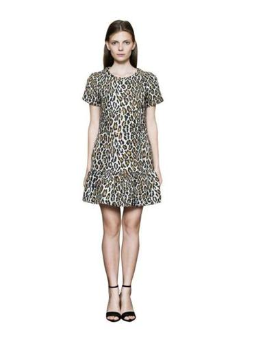Leopard dress by Sea NY at Dress boutique.