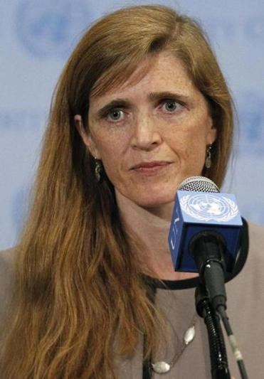 """What we have learned is that the Security Council the world needs to deal with [Syria's] crisis is not the Security Council we have,"" said Samantha Power, US ambassador to the UN."