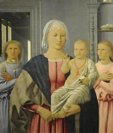 "Piero della Francesca's 15th-century painting ""Senigallia Madonna'' comes with a backstory worthy of a detective novel."