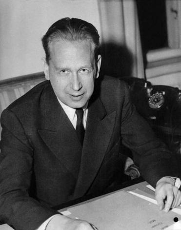 Dag Hammarskjold's death in a plane crash near Congo has long been a Cold War mystery.