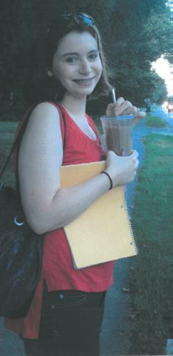 Brittany Thompson, 17, went missing Monday.