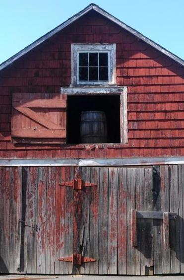 Black Birch Winery was once a dairy barn.