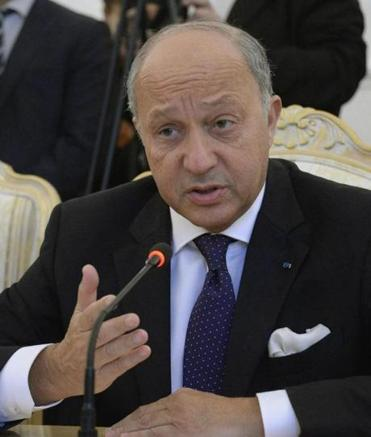 """The report exposes the regime . . . . we consider that the report proves the responsibility of the regime for the chemical weapons attack of Aug. 21,"" said Laurent Fabius, the foreign minister of France."